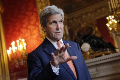 Керри раскрыл детали обеспечения перемирия в Сирии