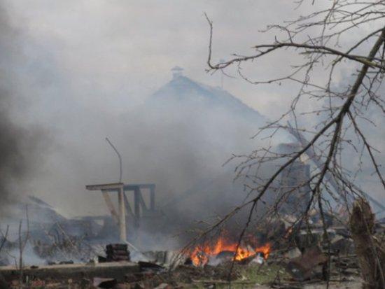 35-летний мужчина погиб на пожаре в Угре