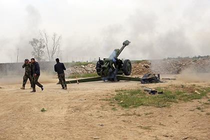 Боевики ИГ захватили объекты в районе Пальмиры
