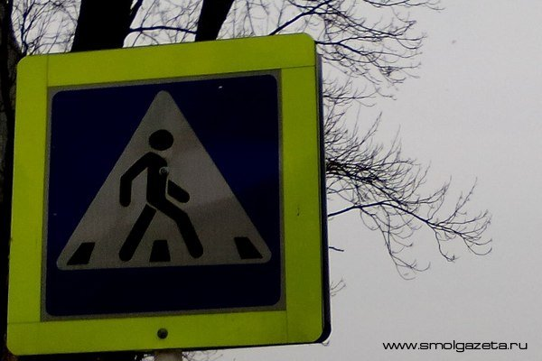 В Смоленском районе «Пежо» сбил пешехода