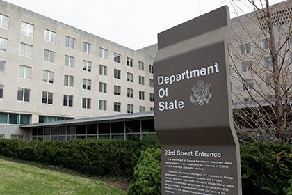 Госдеп обвинил российские спецслужбы в охоте на американских дипломатов