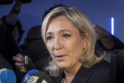 Марин Ле Пен призвала отменить Шенгенское соглашение