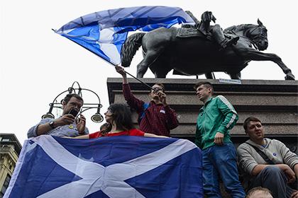 Испания выступила против переговоров с Шотландией о вступлении в ЕС