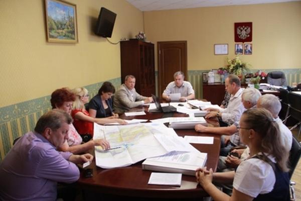 В Вязьме Смоленской области хотят построить развязку в обход автомагистрали М1