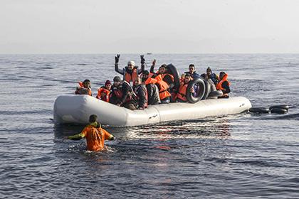 У берегов Крита спасены 340 мигрантов