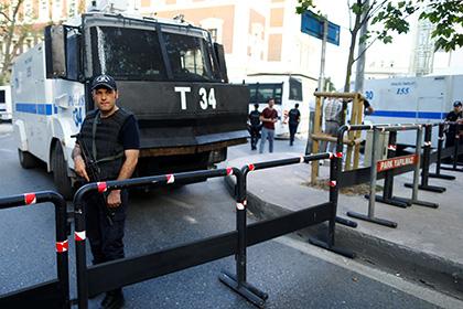 Генконсульство ФРГ в Стамбуле взято под усиленную охрану