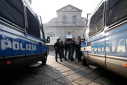 В Турине обезврежено взрывное устройство