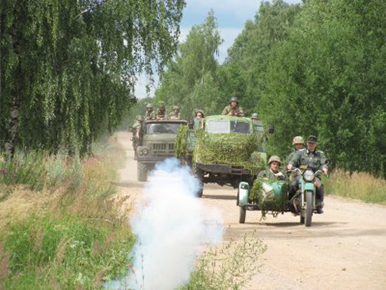 В Пржевальском снова пройдет фестиваль «Слобода партизанская»