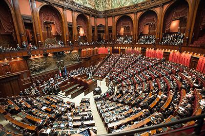 В сенате Италии на голосование вынесена резолюция о признании Крыма