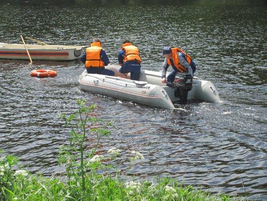 В Десногорском водохранилище утонул подросток