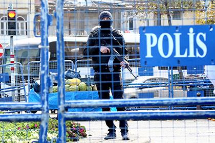 Микроавтобус с тонной взрывчатки нашли на юго-востоке Турции