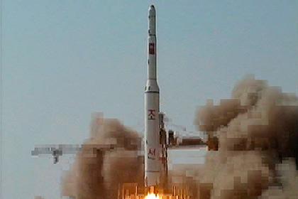 КНДР подготовилась к новому пуску баллистической ракеты