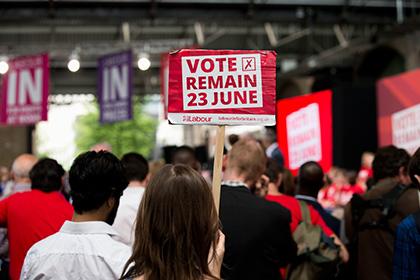 В Британии стартовал референдум о выходе из Евросоюза
