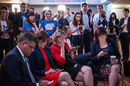 Объявлены окончательные итоги референдума в Великобритании