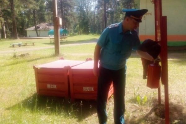 В Смоленской области в 15 детских лагерях прошли внеплановые проверки