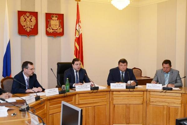 В администрации Смоленской области обсудили меры безопасности на избирательных участках во время выборов