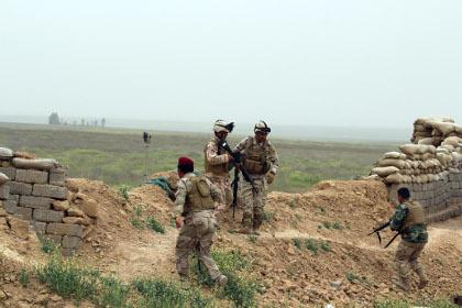 Американские военные ликвидировали двух высокопоставленных деятелей ИГ