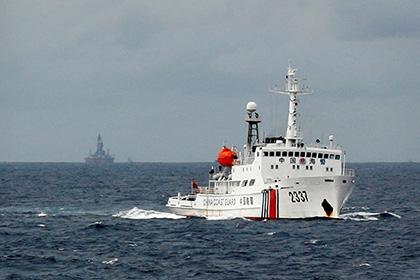 Китай предупредил о возможной конфронтации с США в Южно-Китайском море
