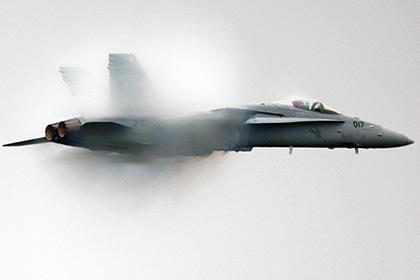 ВВС Швейцарии перехватили израильский лайнер из-за угрозы взрыва