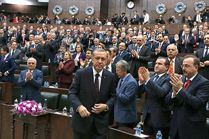 В Турции отстранили от работы 257 сотрудников аппарата правительства