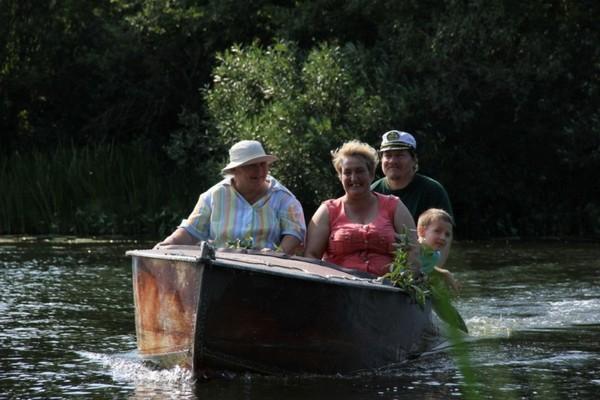 В Смоленской области отметили день Туфли