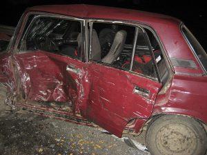 В Смоленской области перевернулся «ВАЗ»: водитель погиб