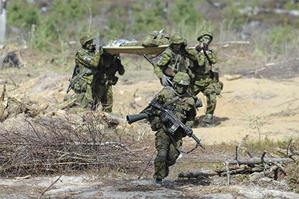 НАТО выделит 64 миллиона евро на обустройство войск в Эстонии