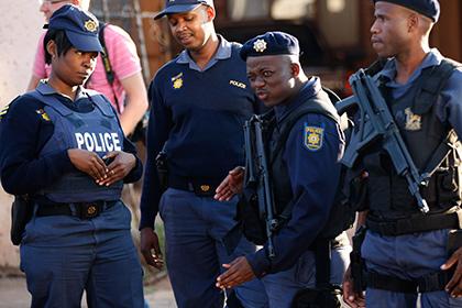 В ЮАР по подозрению в подготовке теракта задержали близнецов-антисемитов