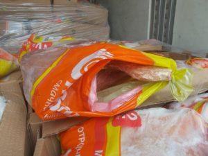 Из Смоленской области вернули в Белоруссию более 80 тонн мяса и обезжиренного молока
