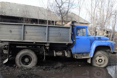 В Десногорске сторож угнал грузовик со станции техобслуживания
