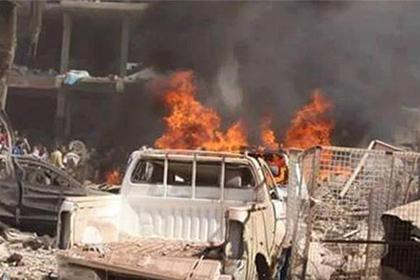 Двойной теракт на северо-востоке Сирии унес жизни 44 человек