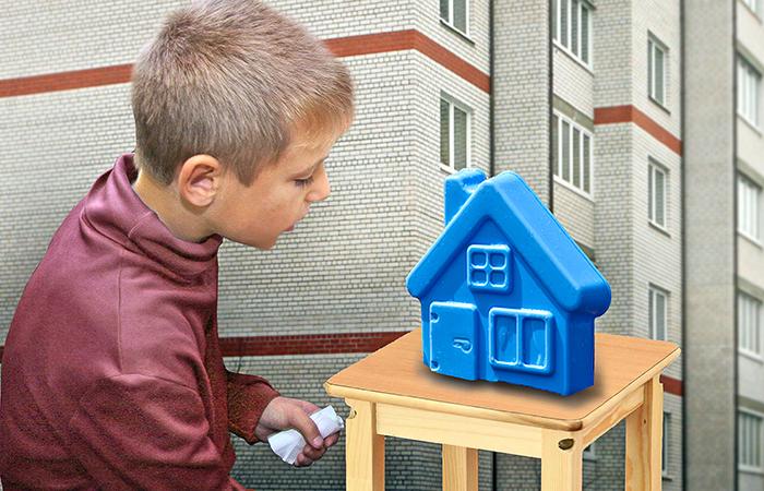 В Смоленской области за три года закупили 868 квартир для детей-сирот