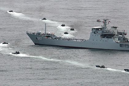 Россия и КНР проведут совместные учения в Южно-Китайском море