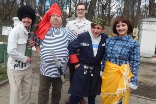 Под Смоленском устроят уличный фестиваль «Наше кино»