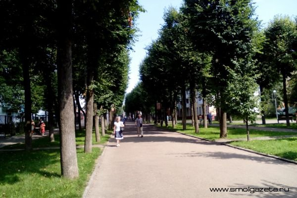 Ремонт улицы Октябрьской революции в Смоленске обойдётся в 4 с лишним миллиона рублей