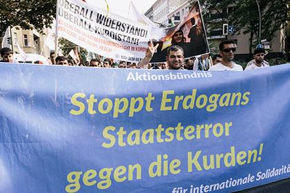 Турция обвинила Европарламент в пропаганде терроризма