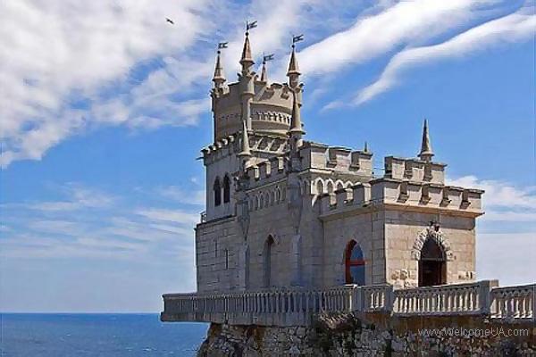 Достопримечательности Ялты (Крым)