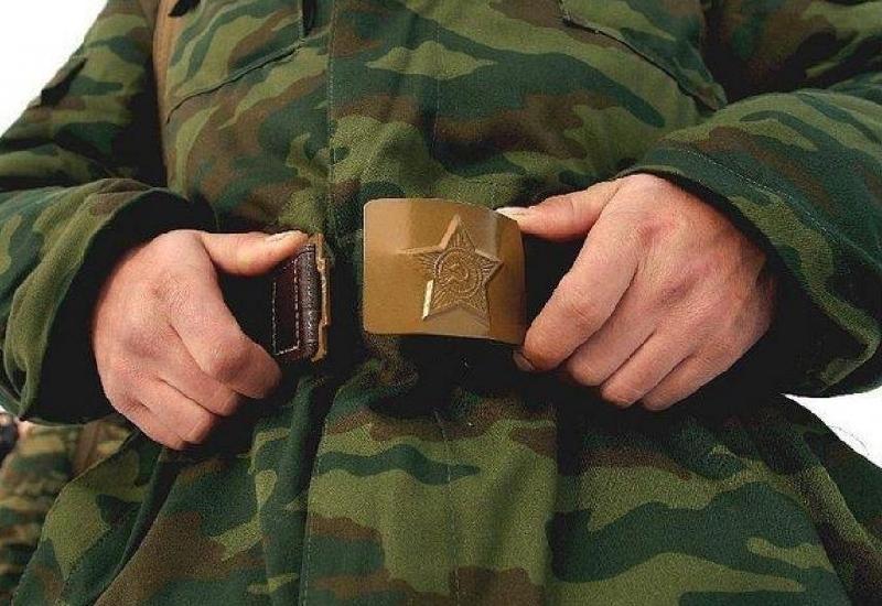 В Смоленской области младший сержант получил условный срок за избиение рядового пластиковой бутылкой
