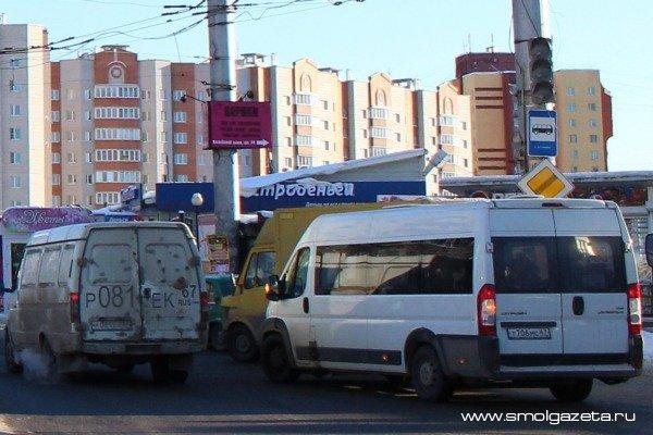 В Смоленской области проверят, кто и как управляет общественным транспортом