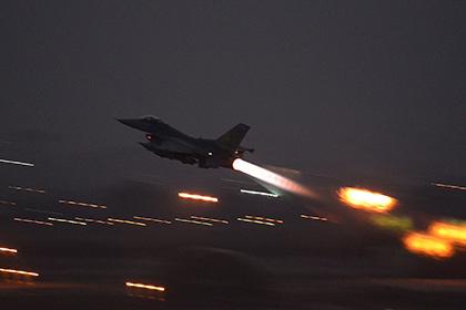 Авиация США поддержала наступление турецких войск в Сирии