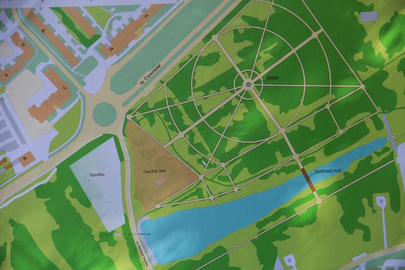 Алексей Островский заявил, что инвесторы готовы вложить деньги в строительство парка в Смоленске