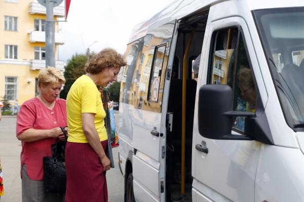 В Смоленске изменится схема движения пассажирского транспорта