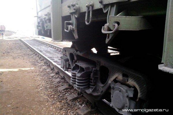 На станции Смоленск-Сортировочный погиб электромонтёр