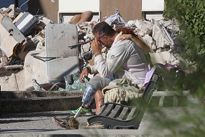 В Италии объявлен общенациональный траур по жертвам землетрясения