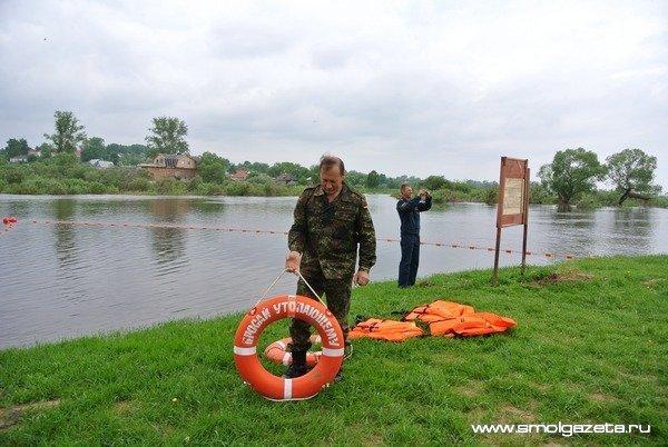 В Смоленской области готовятся к закрытию купального сезона