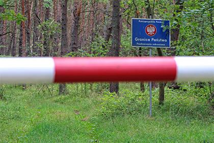 Польша объяснила отмену безвизового режима для жителей Калининградской области