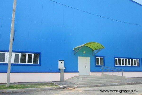 ФОК в посёлке Кардымово Смоленской области обещают достроить к середине сентября