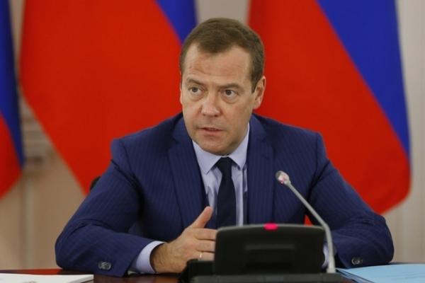 Губернатор Смоленской области выступил с предложениями на совещании с Дмитрием Медведевым