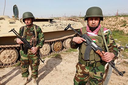 Германия возобновила поставки оружия иракским курдам