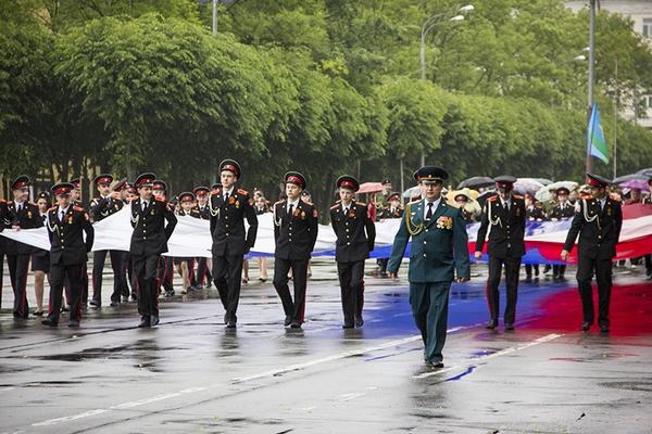 День Государственного флага в Смоленске отметят праздничным концертом